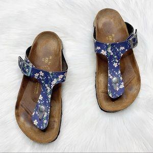 Birkenstock Gizeh Sandal Papillio Floral